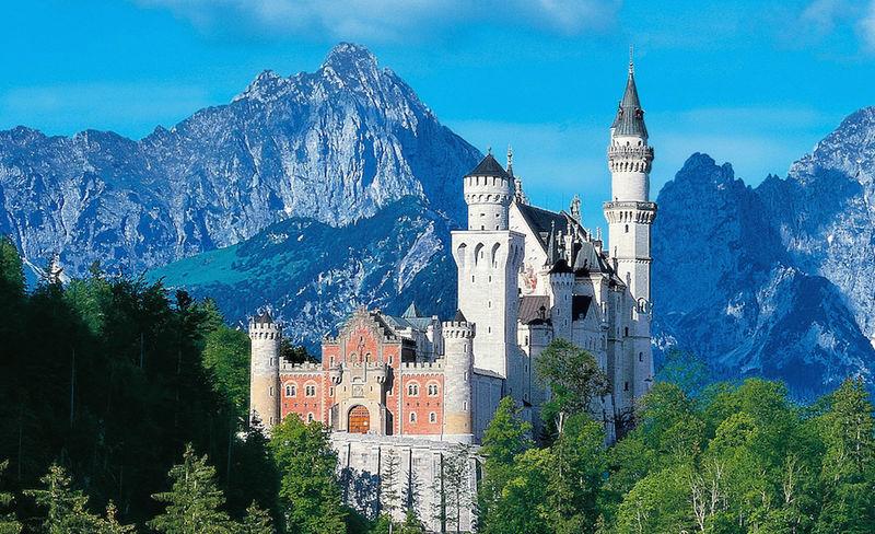 Wycieczka Alpejskim Szlakiem Austria, Włochy, Szwajcaria, Niemcy 19-28.07.2021 - AKTUALNE OFERTY