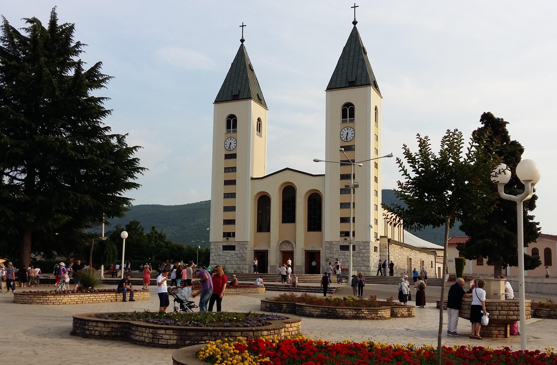 Pielgrzymka Bałkańskim Szlakiem